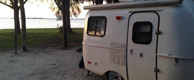 Our New Scamp Camper
